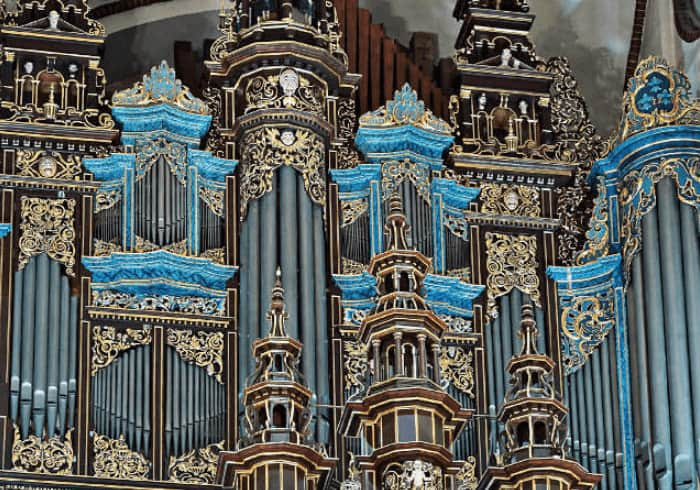 Free Tours Riga Blog article about Dome Cathedral organ