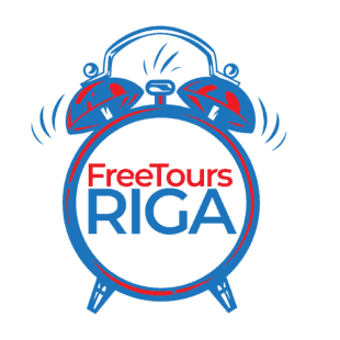 Riga free walking tours logo